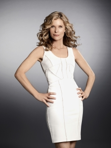 Actress Kate Vernon - Battlestar Galactica's Ellen Tigh. Photo by Randee St. Nicholas and copyright of The Sci Fi Channel