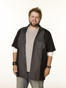 "Tyler Labine as Bert ""Sock"" Wysocki in Reaper. Photo courtesy of and copyright of the CW Network"