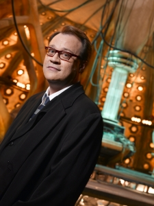 Torchwood series creator, lead writer and executive producer Russell T. Davies. Photo courtesy of and copyright of the BBC