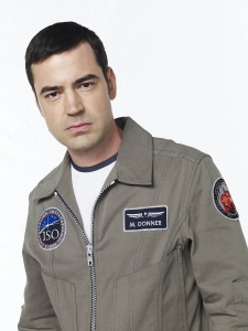 Ron Livingston as Defying Gravity's Maddux Donner. Photo by Kharen Hill and copyright of Fox Studios/ABC