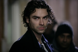 "Mitchell (Aiden Turner) faces a major hurdle in this week's episode of Being Human as he struggles to supress his vampire side and lead a ""normal"" life. Photo copyright of Touchpaper Television and the BBC"