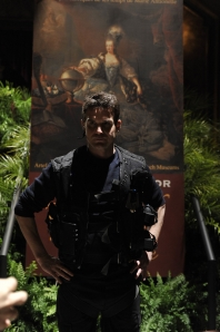 "Pete Lattimer in the Warehouse 13 episode ""Magnetism."" Photo by Philippe Bosse and copyright of The Syfy Channel"