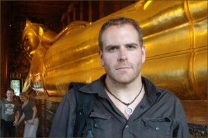 Destination Truth's Josh Gates. Photo copyright of The Syfy Channel