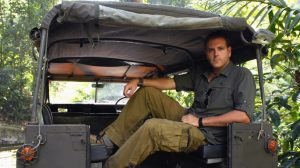Josh Gates - Host of Destination Truth. Photo copyright of The Syfy Channel