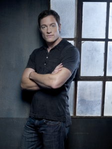 Tahmoh Penikett is Dollhouse's Paul Ballard. Photo copyright of Fox TV