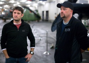 It's Rocky Mountain high-time for Grant Wilson, Jason Hawes and the rest of the TAPS team on this week's Ghost Hunters. Photo copyright of The Syfy Channel