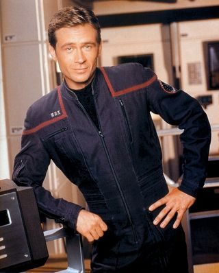 Sci-Fi Blast From The Past - Connor Trinneer (Star Trek ...