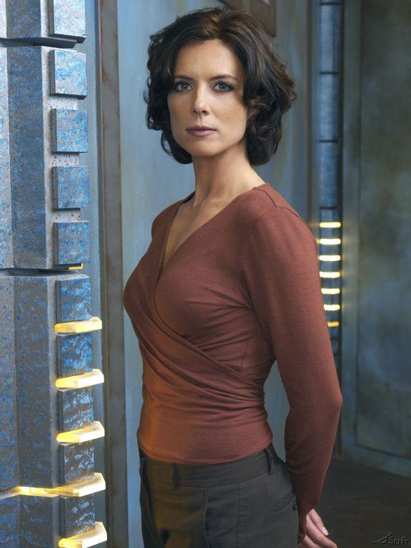 Sci-Fi Blast From The Past - Torri Higginson (Stargate