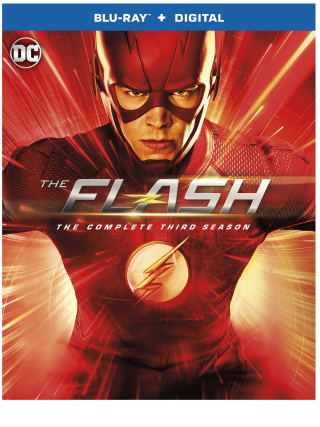 The Flash S3 BD2