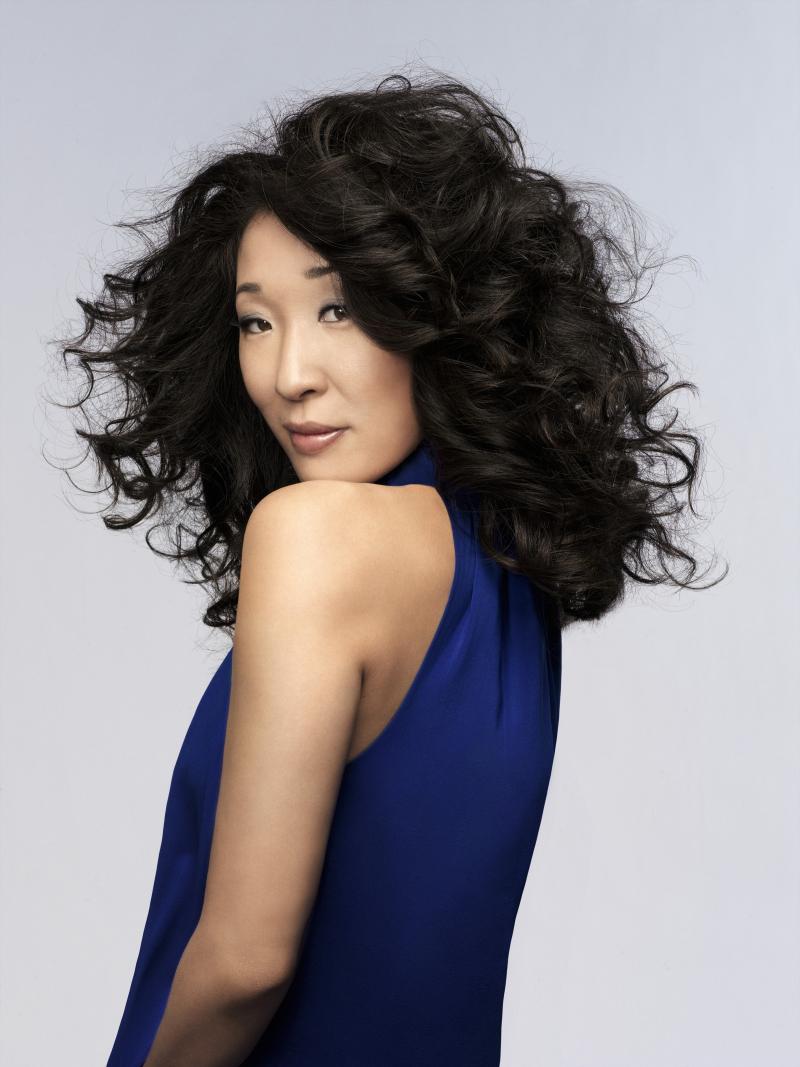 Sandra Oh - Headshot