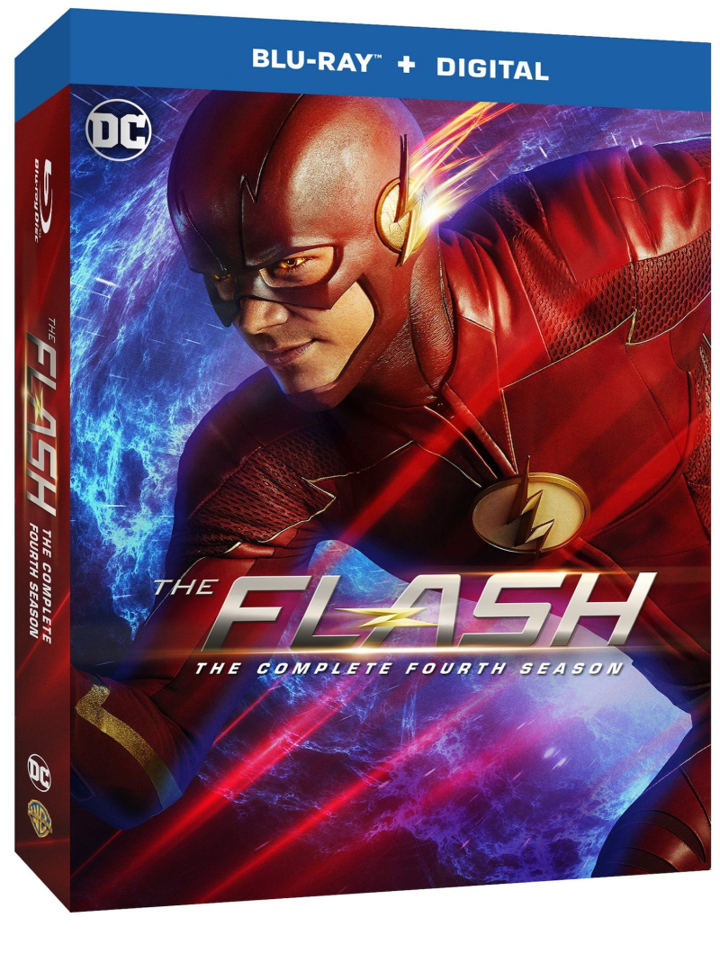 The Flash S4 BD1